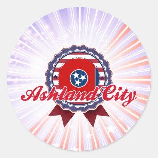 Ashland City, TN Sticker