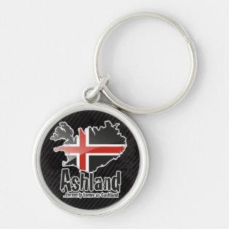 Ashland Keychain
