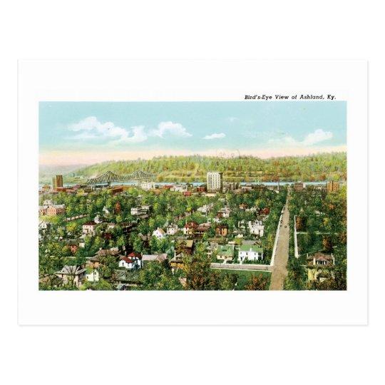 Ashland, KY Postcard