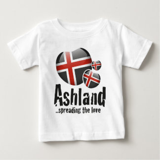 Ashland Love Baby T-Shirt