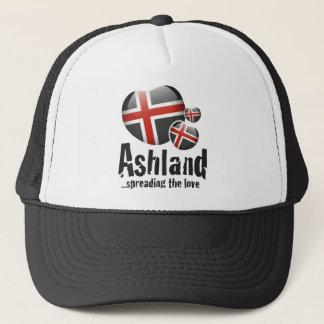 Ashland Love Trucker Hat