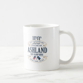 Ashland, New Hampshire 150th Anniversary Mug