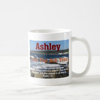 Ashley Basic White Mug