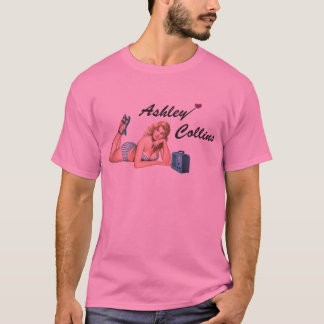 Ashley Collins Retro Unisex T-Shirt. T-Shirt