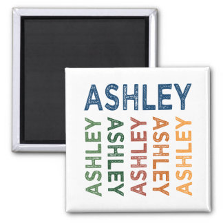 Ashley Cute Colorful Magnet