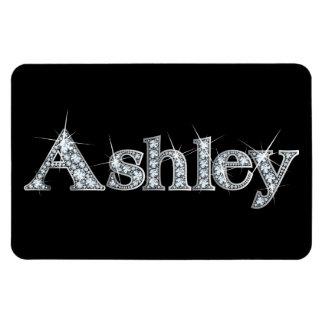 """Ashley """"Diamond Bling"""" Flexible Magnet"""