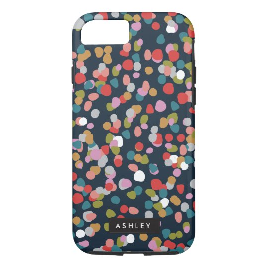 Ashley Dots iPhone 8/7 Case