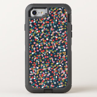 Ashley Dots OtterBox Defender iPhone 7 Case