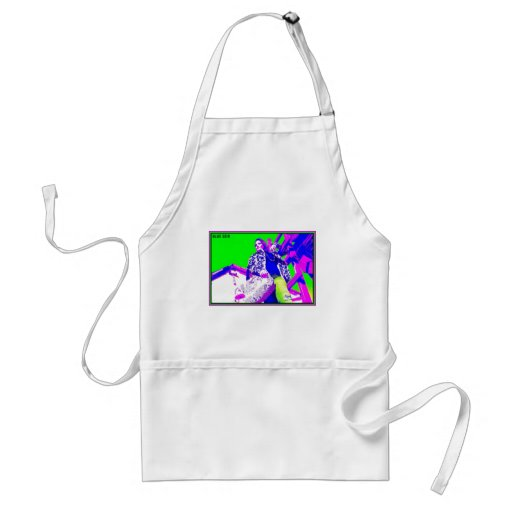Ashley For Blue Seir One Aprons