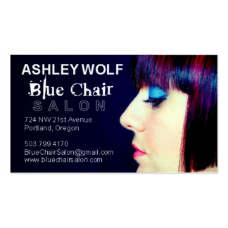 Ashley Kiss Card 2 Pack Of Standard Business Cards