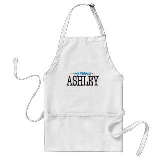 Ashley Name Standard Apron