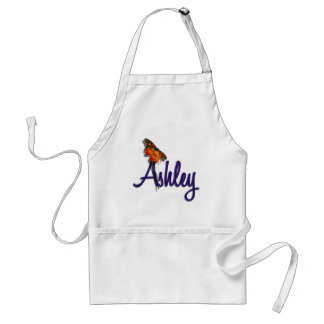 Ashley with Butterfly Standard Apron