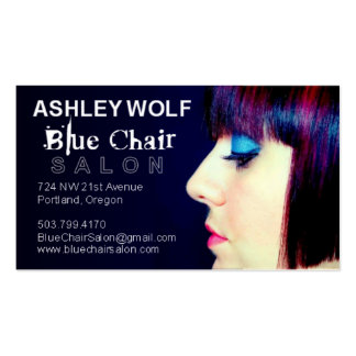 Ashley Wolf card Pack Of Standard Business Cards