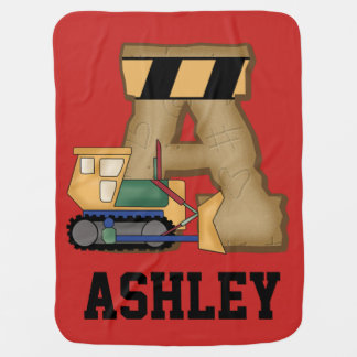Ashley's Personalized Gifts Baby Blanket