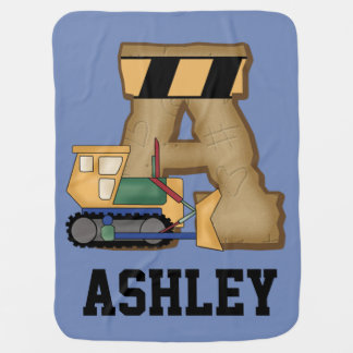 Ashley's Personalized Gifts Buggy Blanket