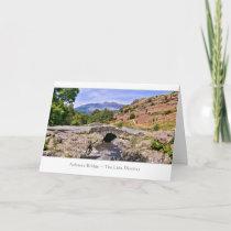 Ashness Bridge - The Lake District Card