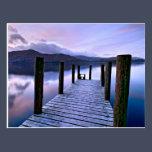 Ashness Jetty, The Lake District - Postcard