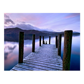Ashness Jetty, The Lake District - Postcard