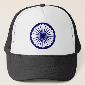 Ashoka's Dharma Chakra Trucker Hat