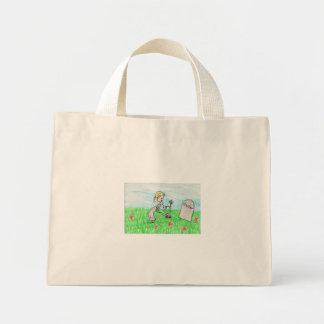 Ashputtel's Tears Mini Tote Bag