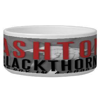 Ashton Blackthorne Pet Bowl