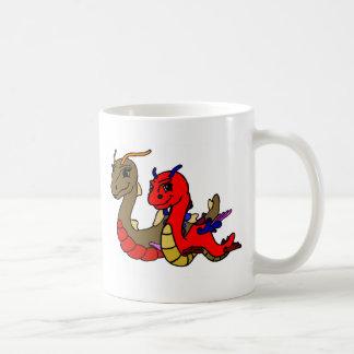 Asi and Ori together. Coffee Mug