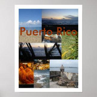 Asi es mi tierra 2, Puerto Rico Poster