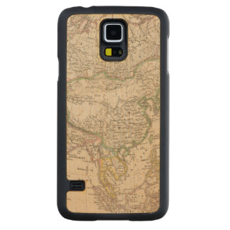 Asia 13 carved maple galaxy s5 case