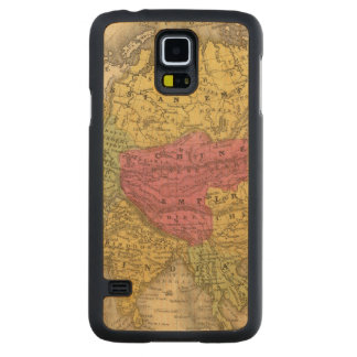 Asia 14 carved maple galaxy s5 case