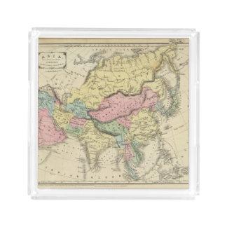 Asia 15 acrylic tray