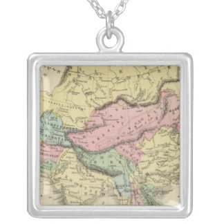 Asia 15 silver plated necklace