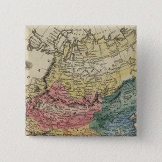 Asia 16 15 cm square badge
