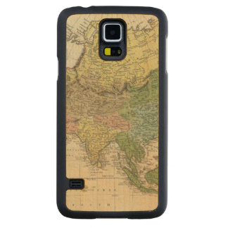Asia 17 carved maple galaxy s5 case