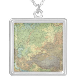 Asia 18 silver plated necklace