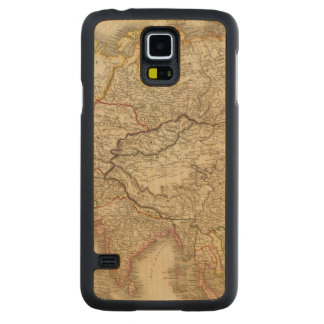 Asia 21 carved maple galaxy s5 case