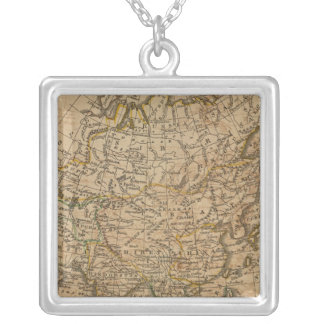Asia 24 silver plated necklace