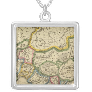 Asia 25 silver plated necklace
