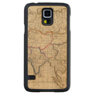 Asia 26 carved maple galaxy s5 case