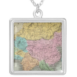 Asia 26 silver plated necklace