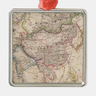 Asia 27 christmas ornament