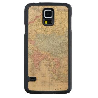Asia 28 carved maple galaxy s5 case
