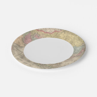 Asia 28 paper plate