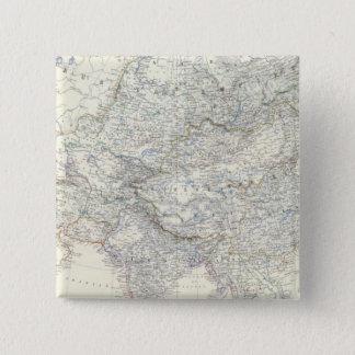 Asia 2 15 cm square badge