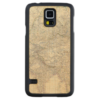 Asia 2 2 carved maple galaxy s5 case