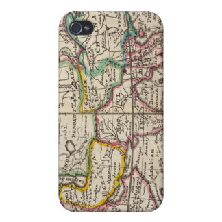 Asia 32 iPhone 4 case