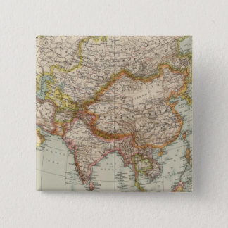 Asia 33 15 cm square badge