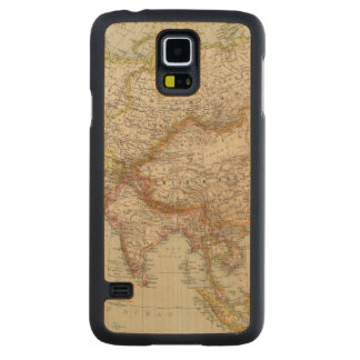 Asia 33 carved maple galaxy s5 case