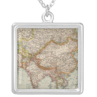 Asia 33 silver plated necklace