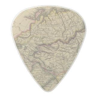Asia 34 acetal guitar pick