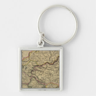 Asia 34 key ring